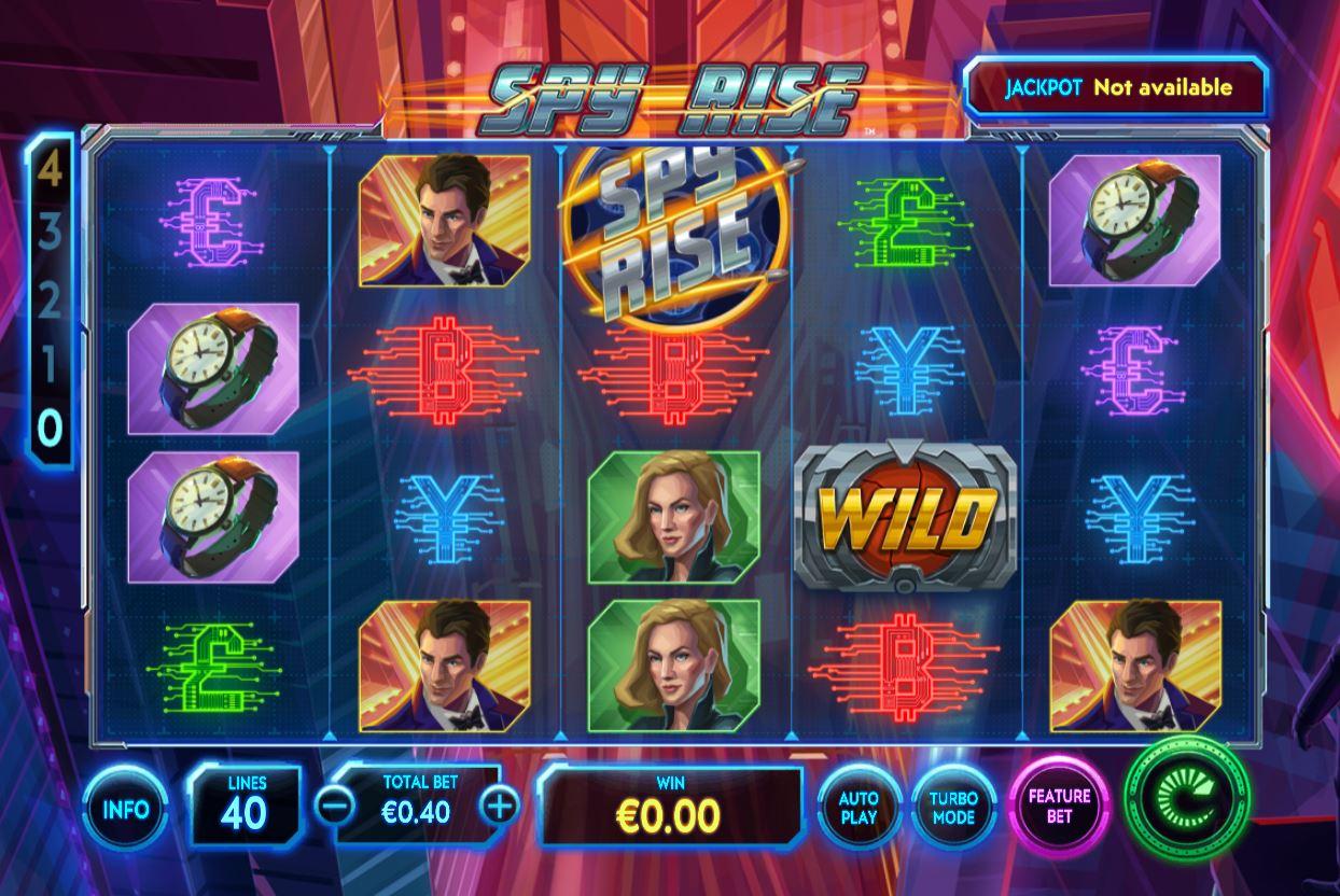 Spiele Spy Rise - Video Slots Online