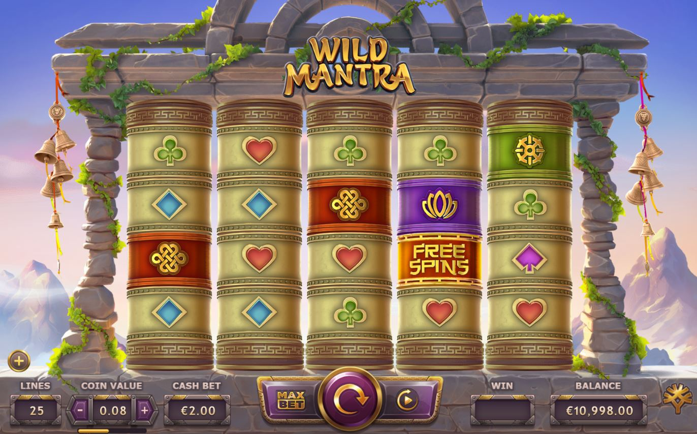 Spiele Wild Mantra - Video Slots Online