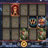 arcane reel chaos slot game
