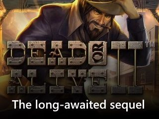 dead or alive 2 slot mobile slider