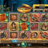 lara croft temples tombs slot game