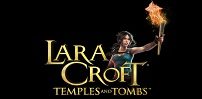 Cover art for Lara Croft Temple and Tombs slot