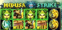 Cover art for Medusa Strike slot