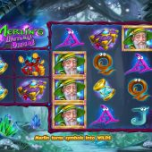merlins money burst slot game