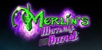 Cover art for Merlins Money Burst slot
