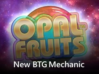opal fruits slot mobile slider