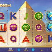 pyramidion slot game