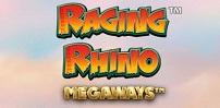 Cover art for Raging Rhino Megaways slot