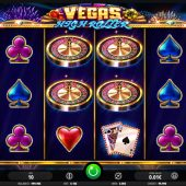 vegas high roller slot game