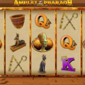 amulet of the pharaoh slot game
