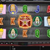 beavis butthead slot game