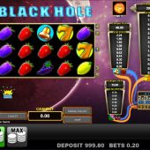 black hole slot game