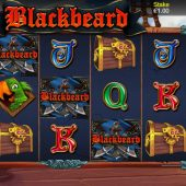 blackbeard slot game