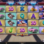 bowling frenzy slot game