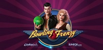 Cover art for Bowling Frenzy slot