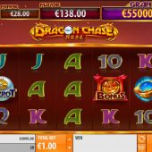 dragon chase slot game