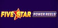 Cover art for Five Star Power Reels slot