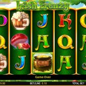 irish frenzy slot game