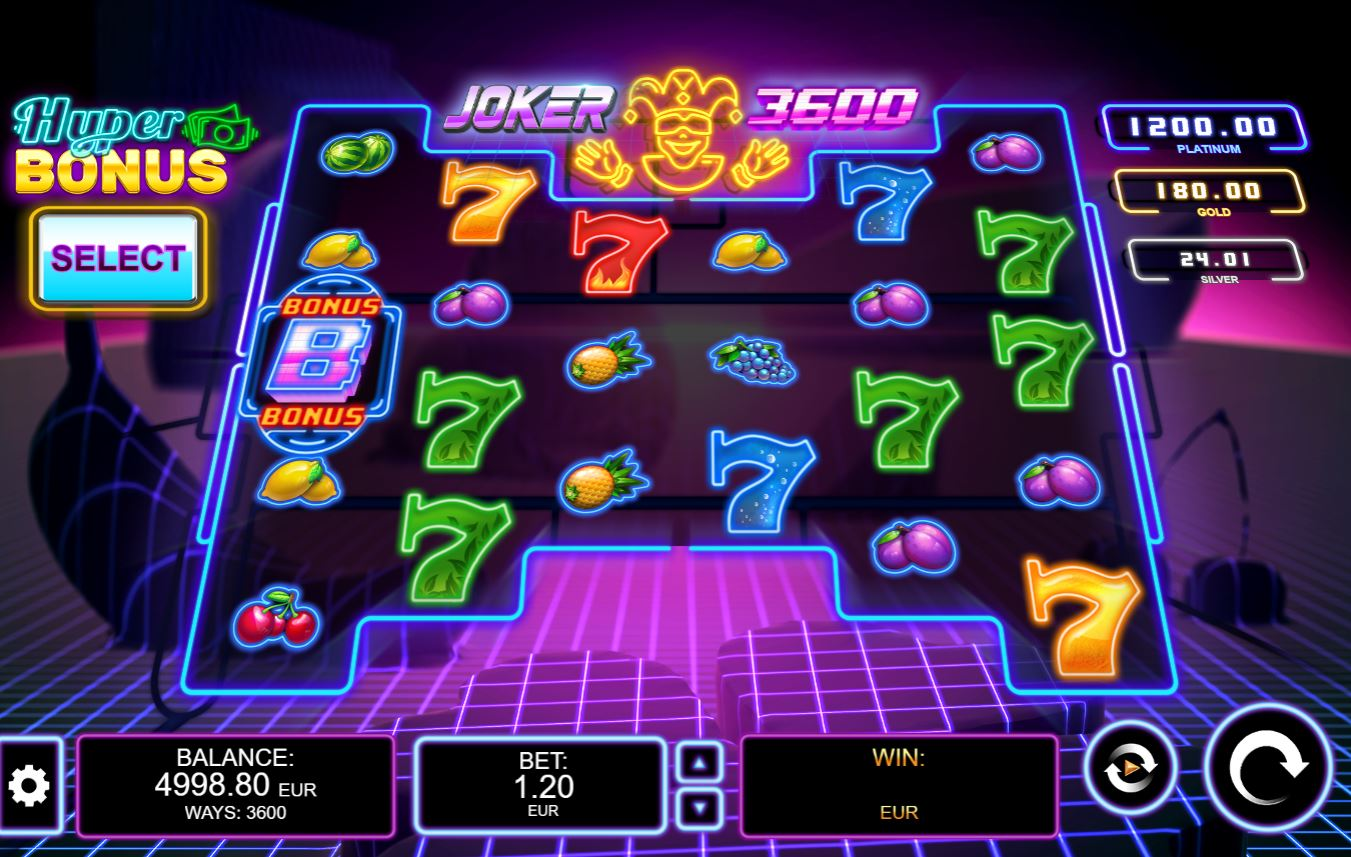 Demo Slot Joker