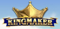 Cover art for Kingmaker Megaways slot