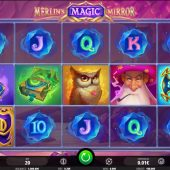 merlins magic mirror slot game