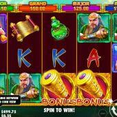 monkey warrior slot game