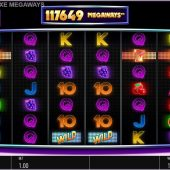 mystery spin deluxe megaways slot game