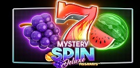 Cover art for Mystery Spin Deluxe Megaways slot