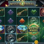 mystic wheel slot game