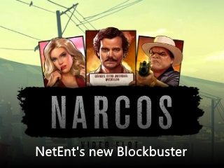 narcos slot mobile slider