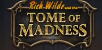 Cover art for Rich Wilde Tome of Madness slot