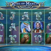 rise of merlin slot game