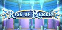 Cover art for Rise of Merlin slot