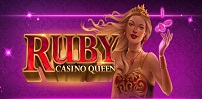 Cover art for Ruby Casino Queen slot