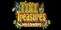 Cover art for Tiki Treasures Megaways slot