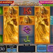 age of the gods ruler of the seas slot game