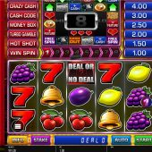deal or no deal double action slot game