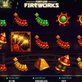 fortune fireworks slot game