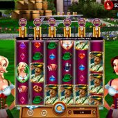 heidi and hannahs bier haus slot game
