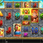 return of kong megaways slot game