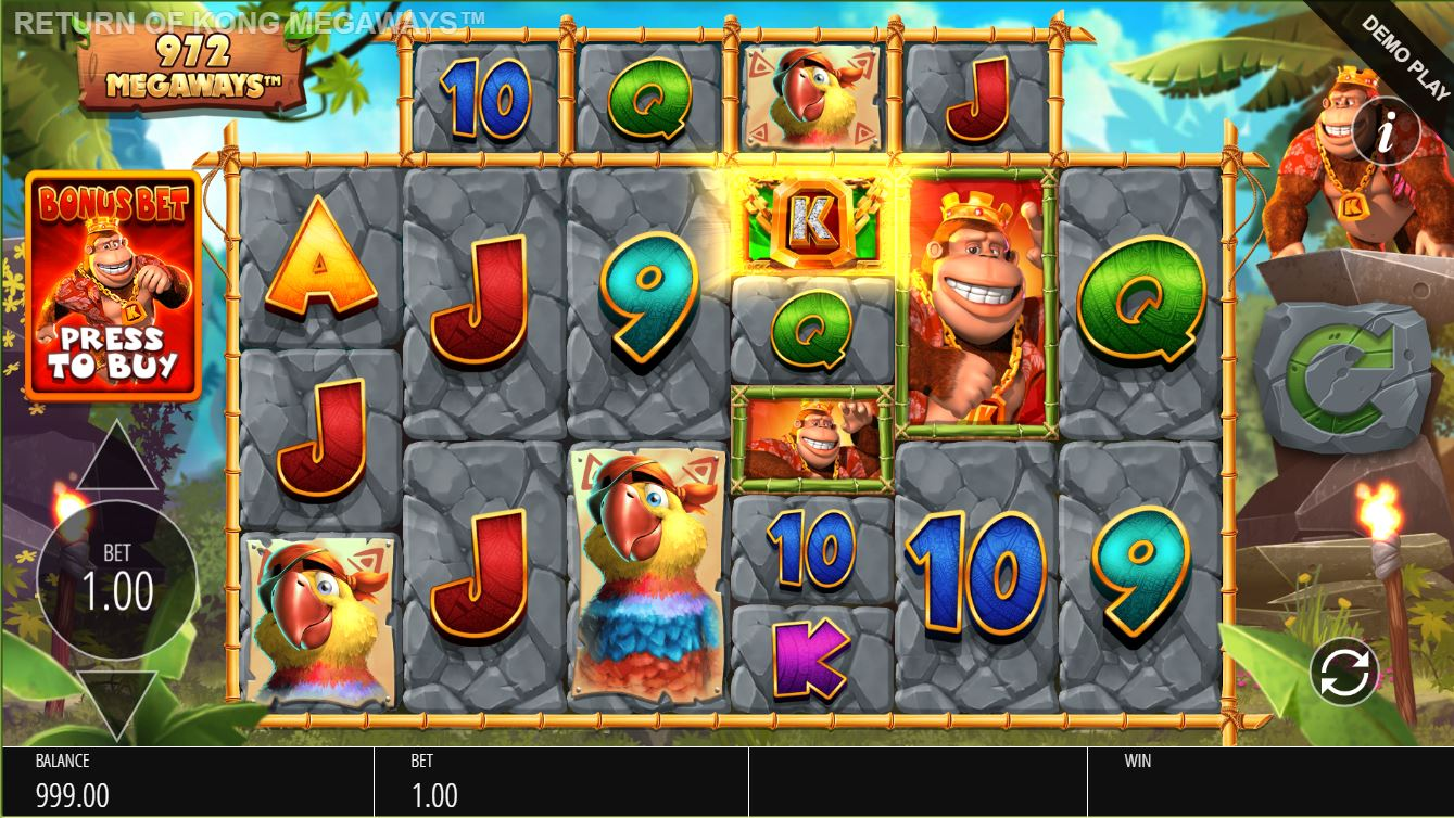 Casino slot races