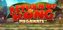 Cover art for Return of Kong Megaways slot