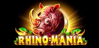 Cover art for Rhino Mania slot