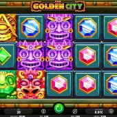 the golden city slot game