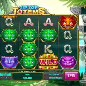 tip top totems slot game