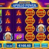 age of the gods apollo power slot game