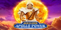Cover art for Age of the Gods Apollo Powers slot