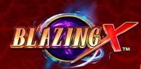 Cover art for Blazing X slot