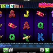 boombastic slot game