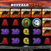 buffalo charge slot game